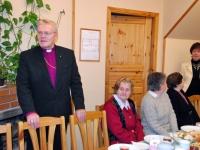 005 Andres Põder, piiskop emeritus, EELK Sindi koguduse taastamise 25. aastapäeva pühitsemine
