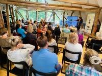 Toidusalu seminar. Foto: Kairi Niinepuu-Mark