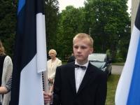 017 Eesti lipu 134. aastapäev Sindis. Foto: Urmas Saard