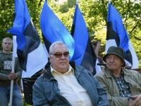 005 Eesti lipu 134. sünnipäev Pärnus. Foto: Urmas Saard