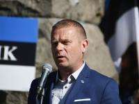 010 Eesti lipu 134. sünnipäev Pärnus. Foto: Urmas Saard