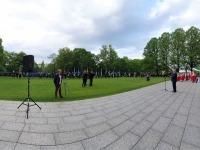 7 Eesti lipu 136. sünnipäeva tähistamine Kuberneri aias. Foto: Marko Šorin