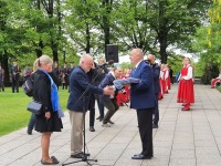 6 Eesti lipu 136. sünnipäeva tähistamine Kuberneri aias. Foto: Marko Šorin
