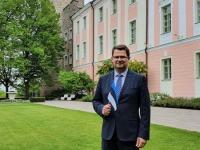 2 Eesti lipu 136. sünnipäeva tähistamine Kuberneri aias. Foto: Marko Šorin