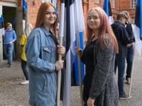 1 Eesti lipu 136. sünnipäeva tähistamine Sindis. Foto: Kelli Tõnisalu
