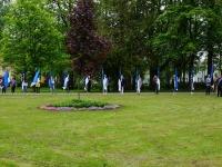 9 Eesti lipu 136. sünnipäeva tähistamine Sindis. Foto: Kelli Tõnisalu