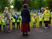 12 Eesti lipu 136. sünnipäeva tähistamine Sindis. Foto: Kelli Tõnisalu