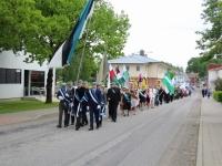 0031Eesti lipu päeva tähistamine Otepääl 2015. aastal. Foto: Monika Otrokova