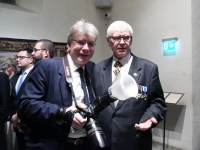 007 Eesti Muinsuskaitse Seltsi 30. aastapäeva tähistamine Tallinna Raekojas. Foto: Urmas Saard