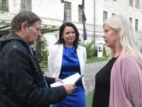 Eesti Muinsuskaitse Seltsi tunnustamisel 2021. Foto: Urmas Saard / Külauudised