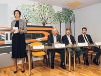001 Eesti raudtee-ettevõtete ühispöördumine