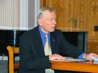 007 Trivimi Velliste,  Ajalookonverents Konstantin Päts ja Jaan Tõnisson