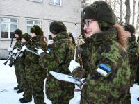 003 Eesti Vabariigi 100. juubeli hommik Sindis. Foto: Urmas Saard