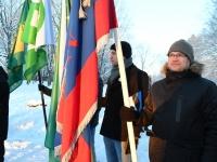 013 Eesti Vabariigi 100. juubeli hommik Sindis. Foto: Urmas Saard