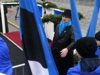 009 Eesti Vabariigi 101. aastapäeva paraad. Foto: Urmas Saard