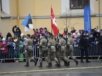 015 Eesti Vabariigi 101. aastapäeva paraad. Foto: Urmas Saard
