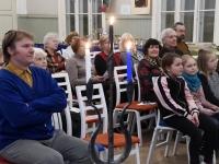 018 Eesti Vabariigi 101. aastapäeva tähistamine Raekülas. Foto: Urmas Saard