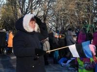 004 Eesti Vabariigi 101. aastapäeva tähistamine Sindis. Foto: Urmas Saard