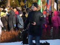 011 Eesti Vabariigi 101. aastapäeva tähistamine Sindis. Foto: Urmas Saard