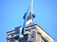 012 Eesti Vabariigi 101. aastapäeva tähistamine Sindis. Foto: Urmas Saard