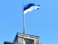 016 Eesti Vabariigi 101. aastapäeva tähistamine Sindis. Foto: Urmas Saard