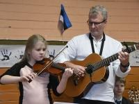 018 Eesti Vabariigi 102. aastapäeva tähistamine Metskülas. Foto: Urmas Saard