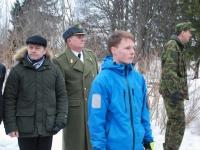 005 Eesti Vabariigi 98. aastapäeva tähistamine Sindis. Foto: Urmas Saard