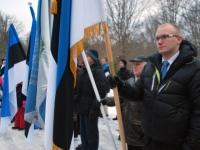 010 Eesti Vabariigi 98. aastapäeva tähistamine Sindis. Foto: Urmas Saard
