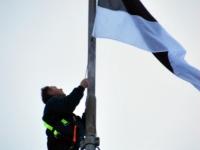 015 Eesti Vabariigi 98. aastapäeva tähistamine Sindis. Foto: Urmas Saard