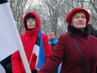 017 Eesti Vabariigi 98. aastapäeva tähistamine Sindis. Foto: Urmas Saard