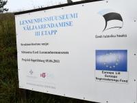 003 Ekskursioon Eesti Lennundusmuuseumisse. Foto: Urmas Saard