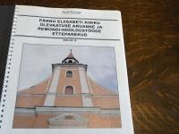 002 Eliisabeti kiriku renoveerimine. Foto: Urmas Saard
