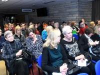 003 Emakeelepäeva konverents Rahvusraamatukogus. Foto: Urmas Saard