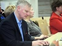 027 Emakeelepäeva konverents Rahvusraamatukogus. Foto: Urmas Saard