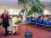 028 Emakeelepäeva konverents Rahvusraamatukogus. Foto: Urmas Saard