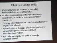 031 Emakeelepäeva konverents Rahvusraamatukogus. Foto: Urmas Saard