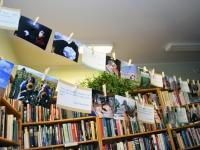 005 Ena Mets Sindi Linnaraamatukogus. Foto; Urmas Saard