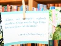 007 Ena Mets Sindi Linnaraamatukogus. Foto; Urmas Saard