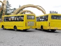 002 Esimene ja seitsmes päev Tbilisis. Foto: Urmas Saard