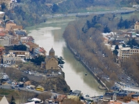 015 Esimene ja seitsmes päev Tbilisis. Foto: Urmas Saard