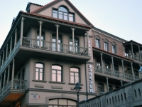 052 Esimene ja seitsmes päev Tbilisis. Foto: Urmas Saard