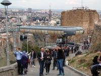 088 Esimene ja seitsmes päev Tbilisis. Foto: Urmas Saard