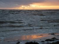 015 Esimene jõulupüha 2015 Pärnu rannas Foto Urmas Saard