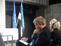 003 Euroopa Liidu eesistujariigi peakorteris. Foto: Urmas Saard