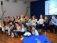 003 EV 102. aastapäeva kontsert-aktus Sindi gümnaasiumis. Foto: Urmas Saard