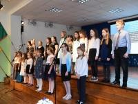 005 EV 102. aastapäeva kontsert-aktus Sindi gümnaasiumis. Foto: Urmas Saard