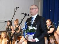 006 EV 102. aastapäeva kontsert-aktus Sindi gümnaasiumis. Foto: Urmas Saard
