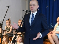 009 EV 102. aastapäeva kontsert-aktus Sindi gümnaasiumis. Foto: Urmas Saard