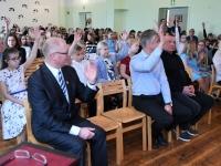 010 EV 102. aastapäeva kontsert-aktus Sindi gümnaasiumis. Foto: Urmas Saard
