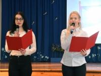 013 EV 102. aastapäeva kontsert-aktus Sindi gümnaasiumis. Foto: Urmas Saard